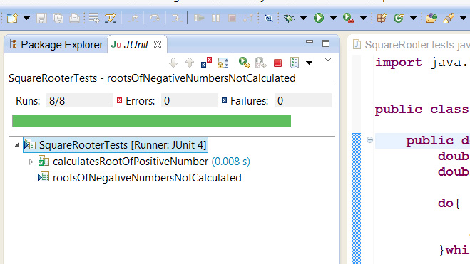 how to write junit test cases for spring application